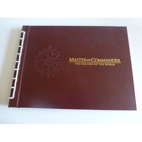 Exclusief fotoboek film 'Master of Commander