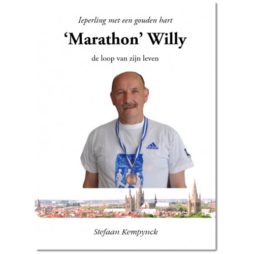 MARATHON WILLY - boek