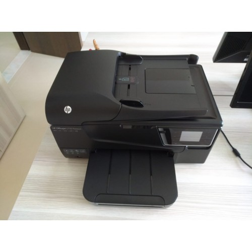 Hp printer all in one zonder inkt