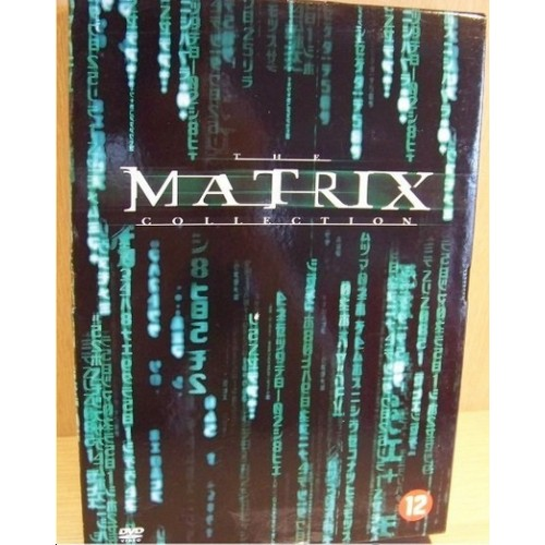 DVD-box The Matrix
