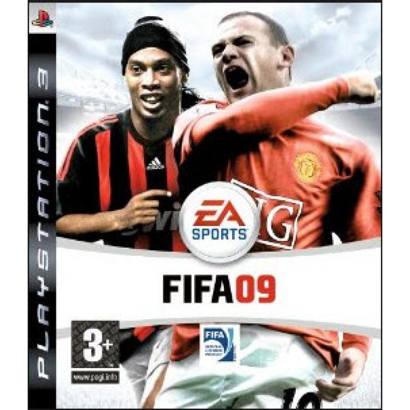 FIFA09 (EA Sports) voor Playstation3
