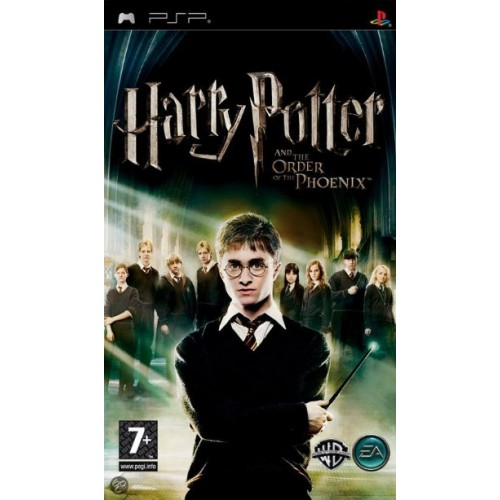 HARRY POTTER EN DE ORDE VAN DE FENIKS (EA) - voor Playstation3