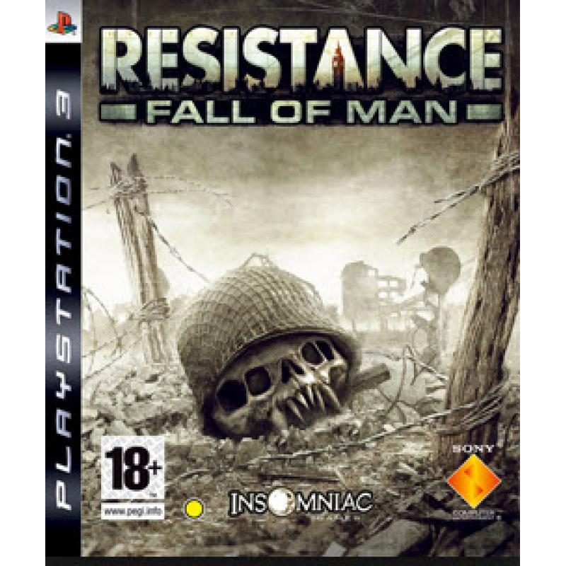 PS3 - RESISTANCE - Fall of Man