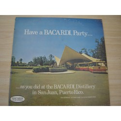 Bacardi - lp:have a Bacardi party as you ......