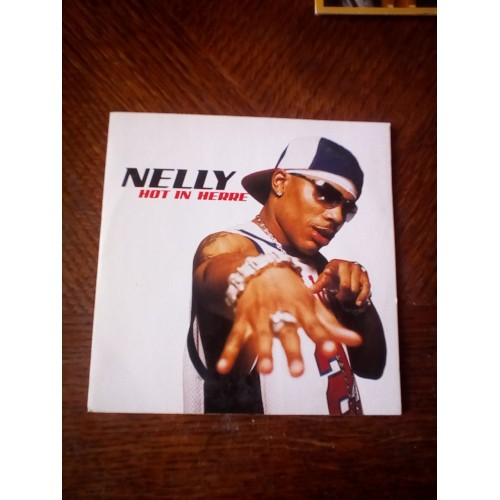 cd single Nelly