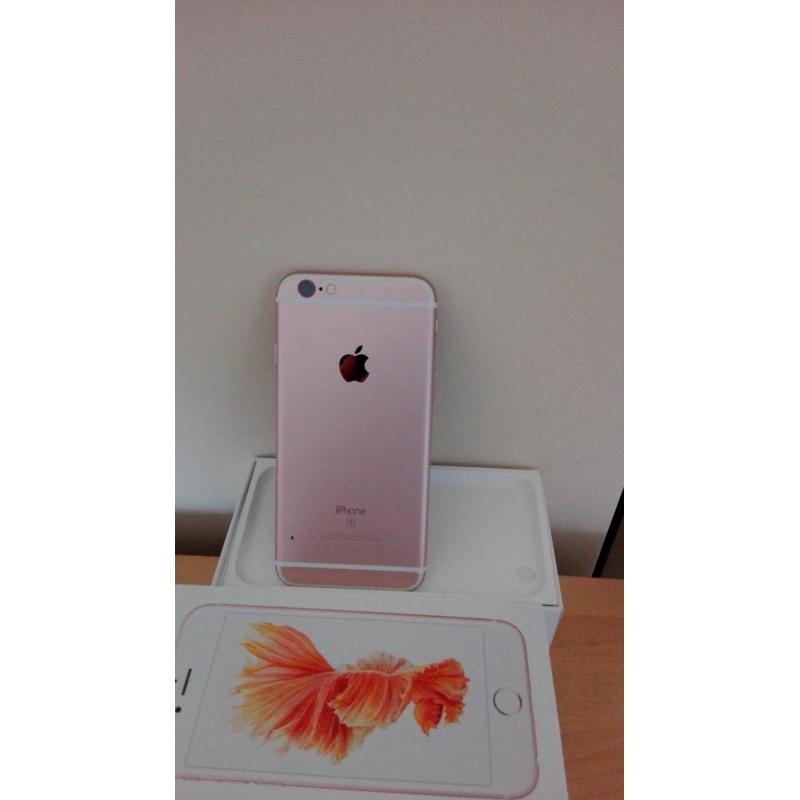 iphone6s roze gold