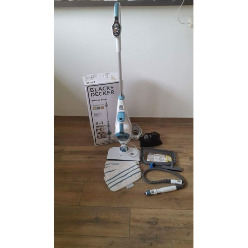 Steam-mop black & decker