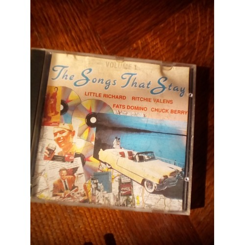 cd volume 1 the songs that stay